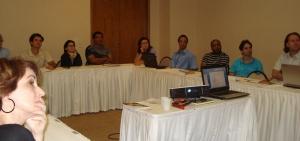 Workshop em Brasília